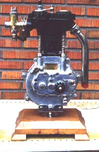 White and Poppe engine 1917